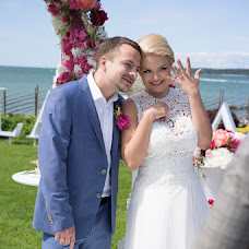 Wedding photographer Oksana Gerasimenko (zeneca). Photo of 08.09.2015