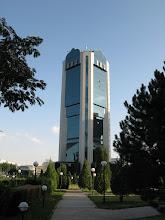 Photo: Tashkent, national bank