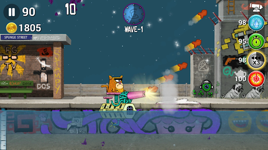 Spunge Invaders Screenshot 7