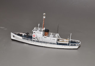 """Photo: Z Scale (1:220) Active Class Cutter: all of 6.8"""" long. Port Profile. Kit is $99.00 plus shipping."""