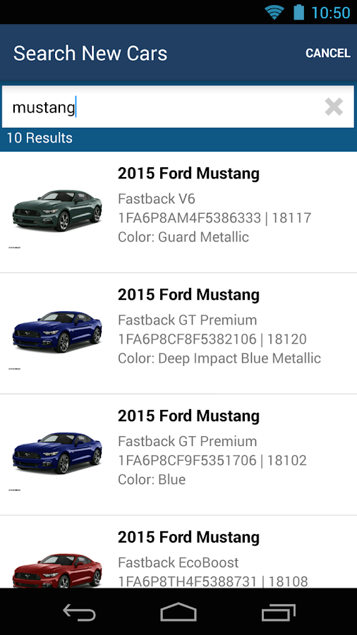 TrueCar - screenshot