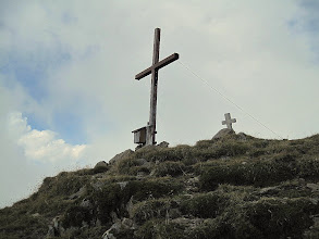Photo: Roßalmspitz-2237m