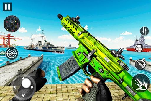Navy Gun Strike - FPS Counter Terrorist Shooting screenshots 13