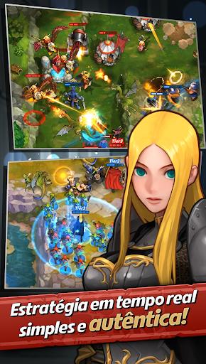 Castle Burn - Revolução em RTS