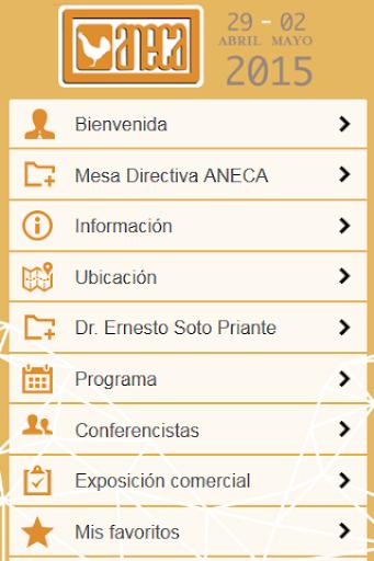 40 Convención ANECA 2015