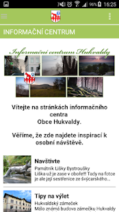 Obec Hukvaldy- screenshot thumbnail