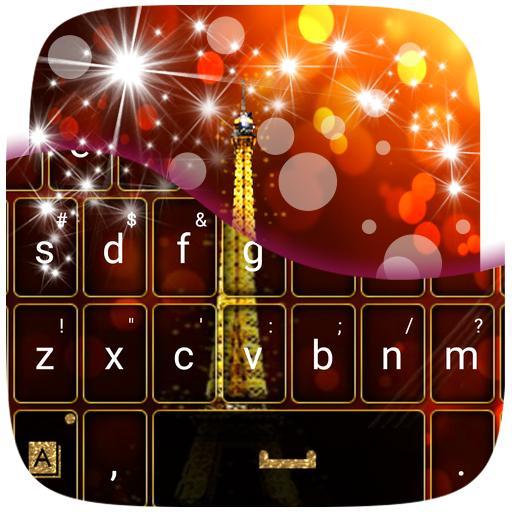 GOキーボードパリ 個人化 App LOGO-硬是要APP