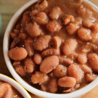 Perfect Pinto Beans.