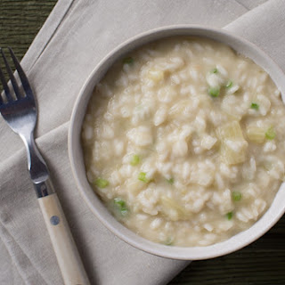 Cardoon Risotto