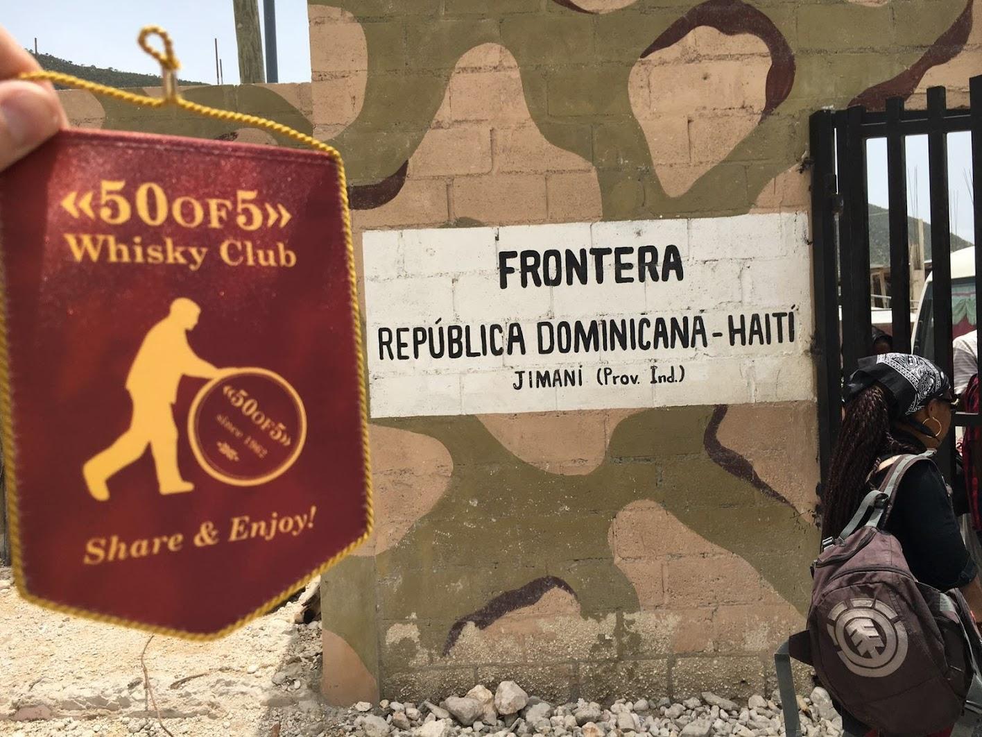 Border Dominican Republic - Haiti