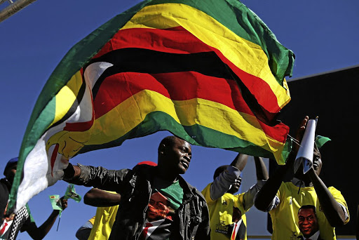 Spanner in the works: President Emmerson Mnangagwa is expected to win the closely contested July 30 election. Analysts say USAID's decision to cut funding is likely to undermine the vote. Picture: REUTERS