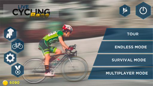 Live Cycling Race Apps (apk) free download for Android/PC/Windows screenshot