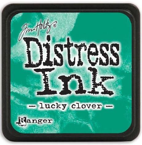 Tim Holtz Distress Mini Ink Pad - Lucky Clover