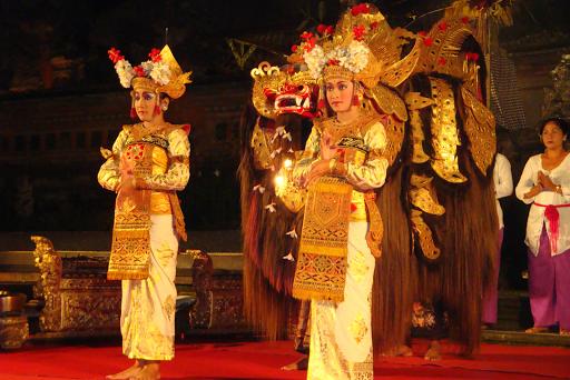 impression d'Indonésie