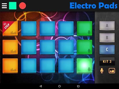 Electro Pads for PC-Windows 7,8,10 and Mac apk screenshot 7