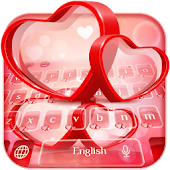 Romantic Love Heart Keypad