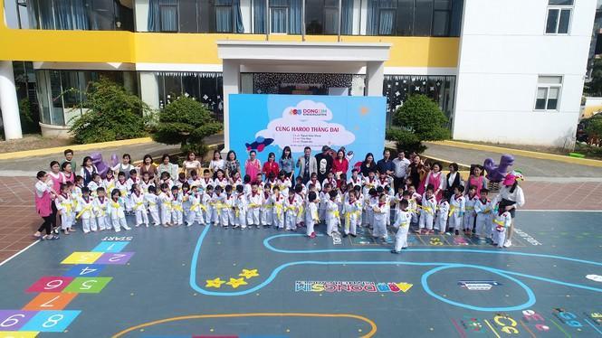 Taekwondo – Môn võ thuật giúp trẻ phát triển thể chất và tinh thần - ảnh 2