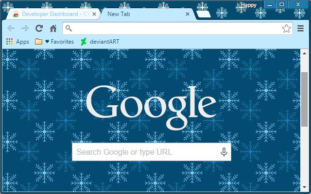 cute christmas pixel snowflakes