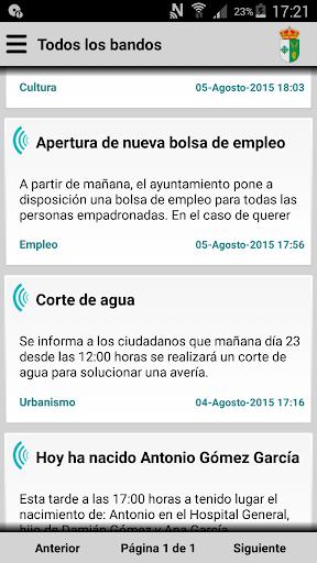 Campo Lugar y Pizarro Informa
