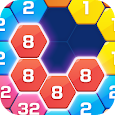 Merge Block Puzzle - 2048 Hexa