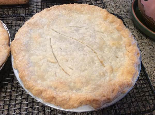 Elaine's Christmas Eve Tourtiere