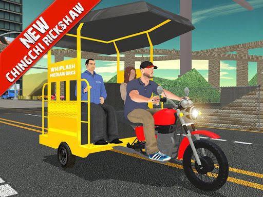 Off Road Tuk Tuk Auto Rickshaw screenshots 14