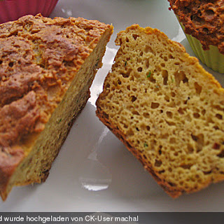 Low Carb Soja - Muffins.