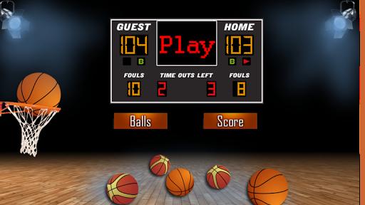 Basketball Addiction Touch 3D