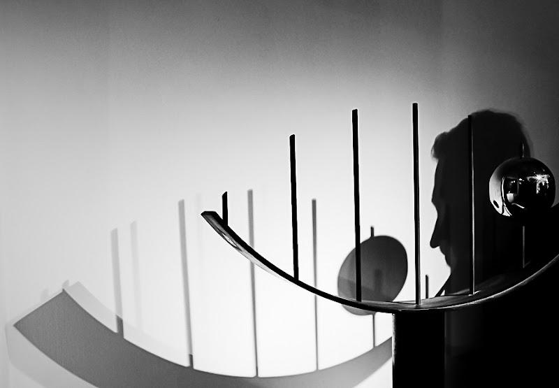 L'opera e l'ombra del suo artista di Simona Ranieri