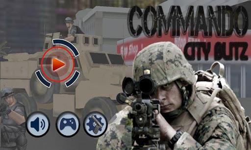 Commando City Blitz