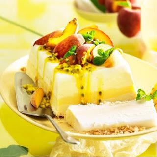 Tropical Sorbet Cake