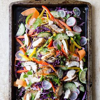 Asian Chicken Chop Chop Salad