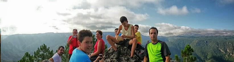 Photo: La cima del Pico del Oso