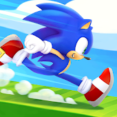 Sonic Runners Adventure - Fast Action Platformer Icon