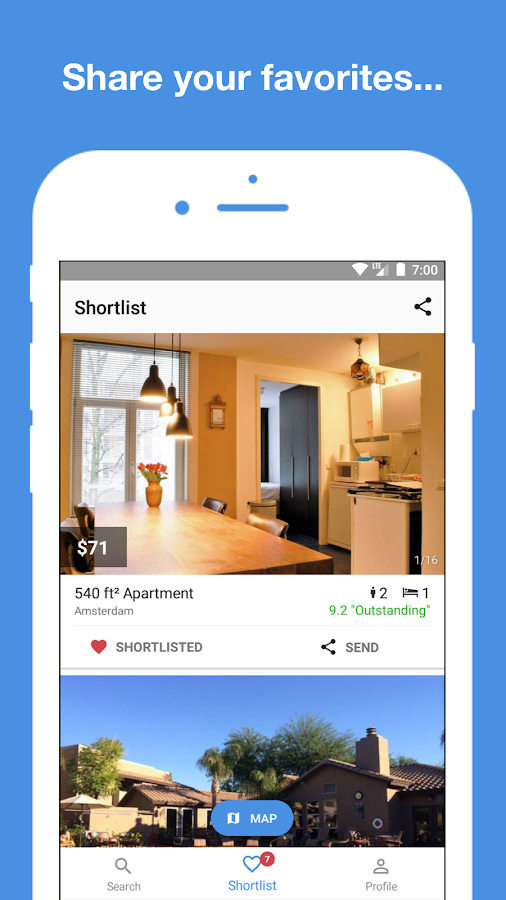 HomeToGo: Vacation Rentals & Houses - Android Apps on ...