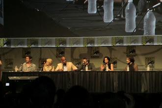 Photo: Friday - Resident Evil: Retribution panel