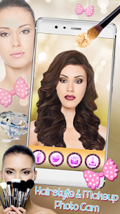 Hairstyle & Makeup Photo Cam - Android Apps on Google Play
