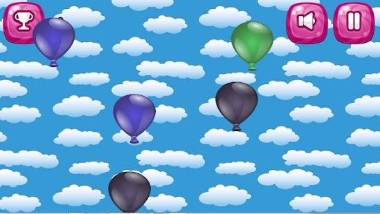 Balloon Pop para crianças - náhled