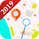 GPS Navigation Map Free Location Live Directions