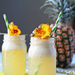 Pop-Up Paradise Rum Punch.