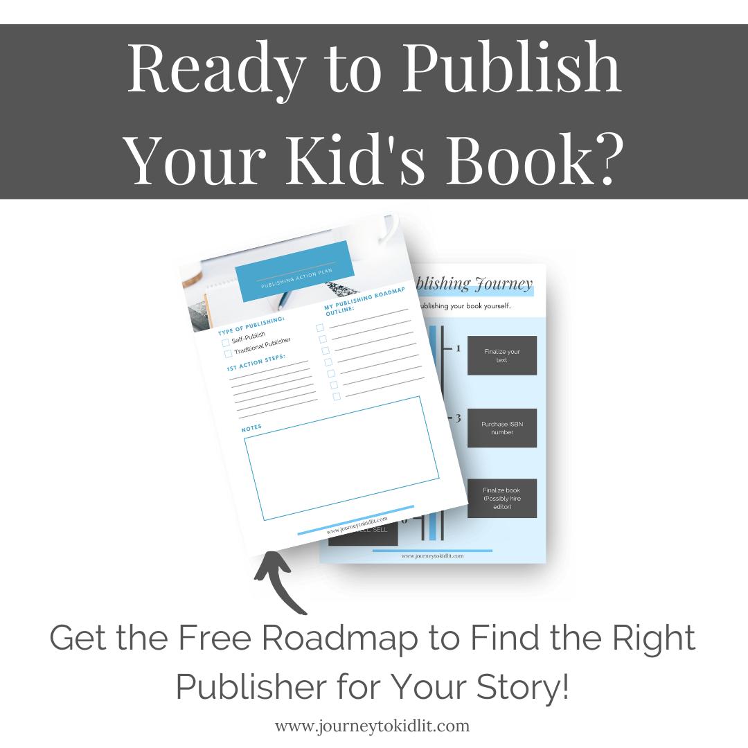 Kid's Book Publishing Roadmap
