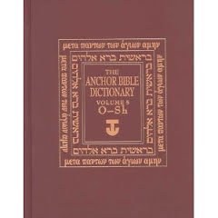 ANCHOR BIBLE DICTIONARY, VOLUME 5