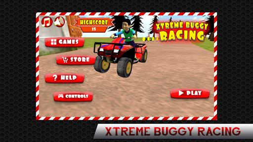 エクストリームバギーレーシング - 3D