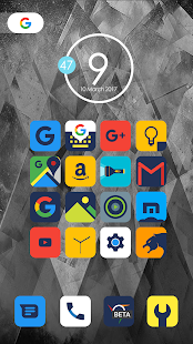 Regix - Icon Pack Screenshot