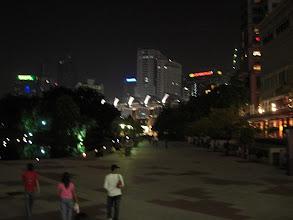 Photo: behind the Petronas Towers, a nice plaza