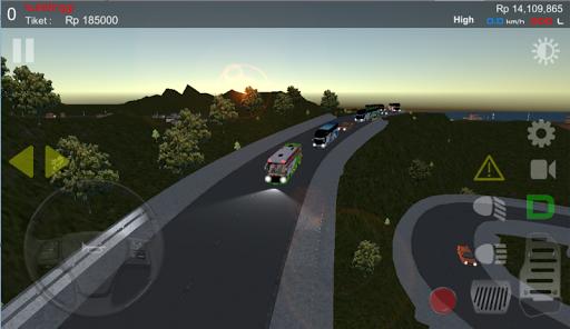 IDBS Simulator Bus Lintas Sumatera 1.4 screenshots 4