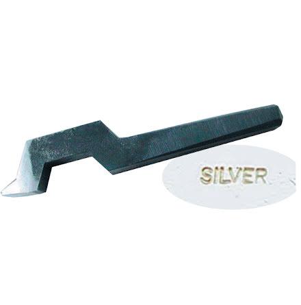 Stämpel - Metall silverstämpel