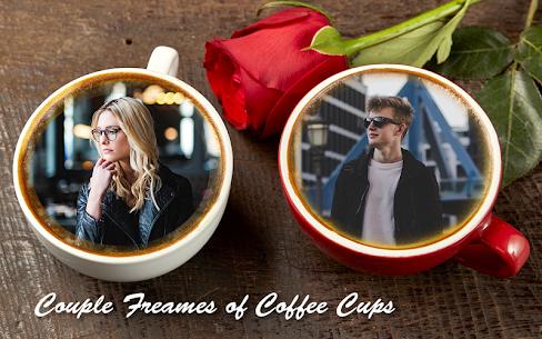 Coffee Cup Dual Photo Frames 2019 3