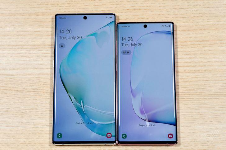 Những tính năng riêng có trên Galaxy Note 10 mà Fan Táo không được trải nghiệm