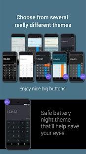 Mobi Calculator PRO - náhled